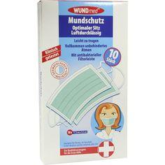 MUNDSCHUTZ m.antibakterieller Filterleiste:   Packungsinhalt: 10 St PZN: 07393936 Hersteller: Axisis GmbH Preis: 1,59 EUR inkl. 19 %…