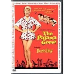 The classic movie musical of the Broadway show THE PAJAMA GAME. - www.jaysbroadway.com