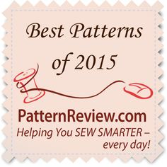 PatternReview Blog > Best Patterns of 2015