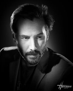 Keanu REEVES  Studio Harcourt Paris