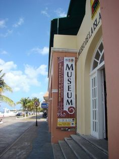 Cozumel Museum Entrance Downtown San Miguel
