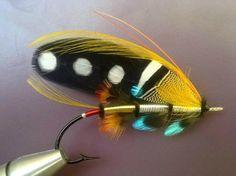 Tartan Bodied and Classic Salmon Flies - Shawn Mitchell