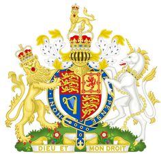 United Kingdom Coat Of Arms