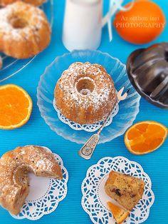 Az otthon ízei: Joghurtos, narancsos minikuglóf