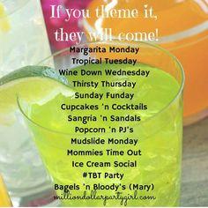 Party week