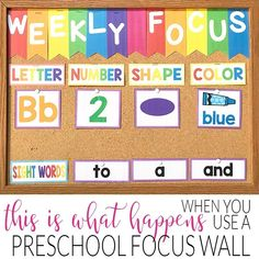 14 Likes 1 Comments Shannon tptsuperteacher Preschool Boards, Preschool Prep, Preschool Rooms, Preschool At Home, Kindergarten Classroom, Circle Time Ideas For Preschool, Preschool Decor, Preschool Schedule, Preschool Learning Activities