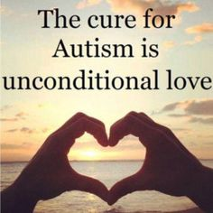 """There is no """"Cure"""" as like for other things such as the flu etc.Autism is for life.so """"Unconditional Love"""" is the only answer to helping our kids with ASD! Aspergers Autism, Adhd, Autism Apps, Autism Activities, Children Activities, Autism Quotes, Autism Awareness Month, Autism Awareness Quotes, Special Education"""