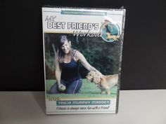 My Best Friend's Workout DVD Fitness With Your Furry Friend Dog New Sealed