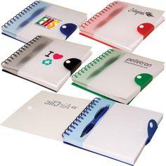 Stowaway Notebook and Pen Combo....