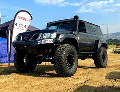 Land Cruiser 200, Toyota Land Cruiser, 4x4 Trucks, Cool Trucks, Nissan Patrol Y61, Patrol Gr, Nissan 4x4, 4x4 Van, Ford Maverick