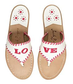 We LOVE these Jack Rogers! Shop now on Keep