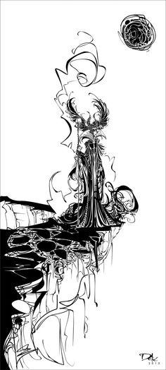 Maleficent by dejan-delic on deviantART