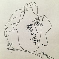 Oscar Wilde by Ash King