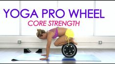 Yoga Pro Wheel Core Strength Full Class with Kino, OmStars TV Series Sample