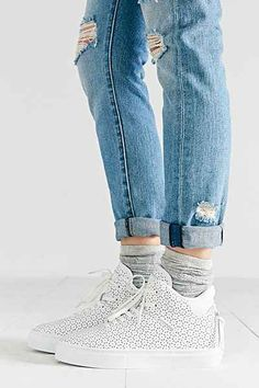 Clear Weather One-Ten Leather Sneaker - Urban Outfitters