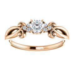Inel din aur cu diamante 71911didi