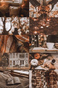Brown Aesthetic, Cozy Aesthetic, Autumn Aesthetic, Aesthetic Bedroom, Fall Wallpaper, Brown Wallpaper, Wallpaper Wallpapers, Halloween Wallpaper, Fall Pictures