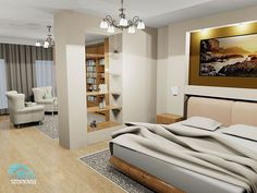 спальня-гостинная - Поиск в Google