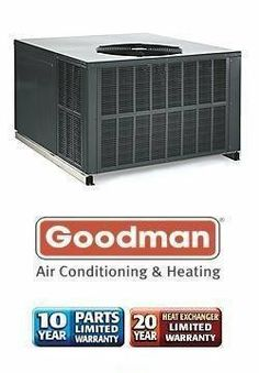 3 Ton 13 Seer Goodman 90,000 Btu 80% Afue Gas Package Air Conditioner - GPG1336090M41 by Goodman. $2079.00. Single Stage Air Conditioner with Horizontal/Downflow Supply/Return (R-410A) Gas Heat Package Air Conditioner is an all-in-one Heating and Air Conditioning unit including blower. Eliminates need for indoor air handler and copper lines.