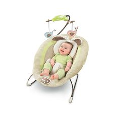Fisher-Price Bouncer - My Little Snug-a-Bunny