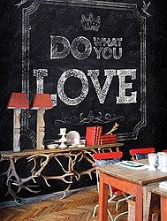Wall & Deco wallpaper. Do what you love.
