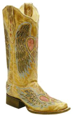 Dream Cowboy Boots! In store now! Great for spring dresses! Love!!!!! I want in Brown and turquoise