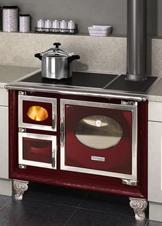 Classic, timeless design - range cookers from Hergom.