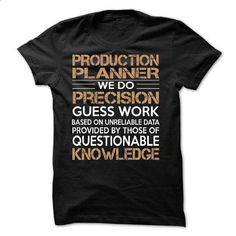 Production Planner - #tshirt necklace #sweater style. CHECK PRICE => https://www.sunfrog.com/LifeStyle/Production-Planner-60635211-Guys.html?68278