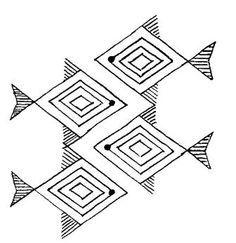 desenhos indigenas - Pesquisa Google