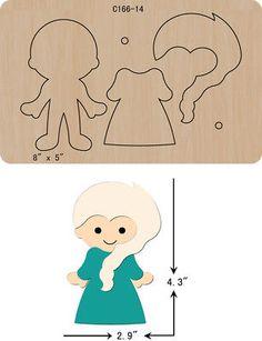 New Princess Wooden Die Cutting Dies Scrapbooking felt Puppet Crafts, Felt Crafts, Flamingo Craft, Cloud Stencil, Felt Puppets, Bear Felt, Kids Art Class, Felt Quiet Books, Felt Patterns