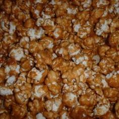 Homemade Caramel Corn only takes a handful of ingredients and is ready in no time at all.