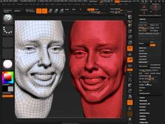 ZBrush 4R6: A Look At ZRemesher - YouTube