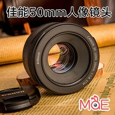 [Ants photography] Canon SLR camera EF 50mm f / 1.8 STM fixed focus portrait small spittoon lens USD $143.8 / piece http://www.idealmalls.com/item/548023746009