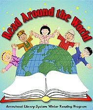 Read Around The World Book list