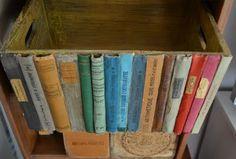 La Fabutineuse: Livres en trompe l'oeil