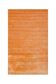 Capri Art Silk Rug - Orange - 5ft. x 8ft. on HauteLook