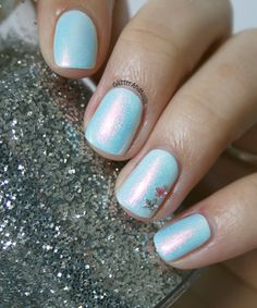 Indian Ocean nail lacquer by Models Own