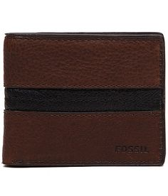 Fossil Bruce Wallet at Buckle.com