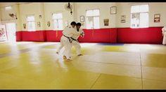 Judo Legend Jeon Ki Young: Ouchi gari + Tai otoshi Combination (HD)