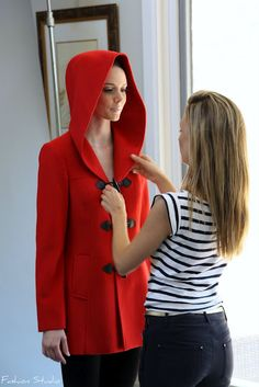 Fashion Studio Magazine - What goes on behind the scenes at a Sentaler photoshoot