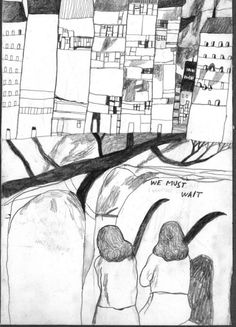 Kim Hiorthoy   Graphite on Paper