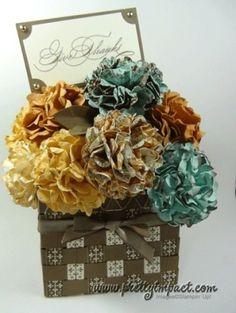 paper flower by Okapii