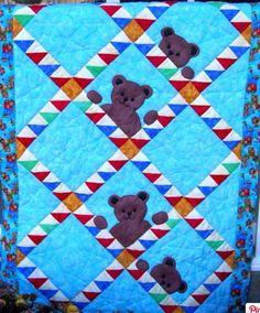 Peekaboo Teddybears