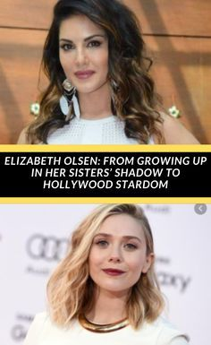 Elizabeth Olsen: From Growing Up in Her Sisters' Shadow to Hollywood Stardom Weird Facts, Fun Facts, Famous Twins, Becoming An Actress, Big Music, Disney Shows, How To Be Likeable, Elizabeth Olsen, Latest Pics
