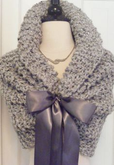 Not sure if you like the knit..but this bow looks almost the color of our bridesmaid dresses!!
