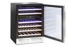 Montpellier WS46SDX Dual Zone 46 Bottle Wine Cooler Review