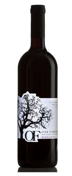 2012 Zinfandel (Wegat Vineyard) - oakfarmvineyards