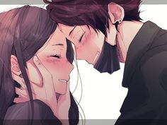 Couple art, couple manga, cute anime couples, anime best friends, friend an Anime Sweet Couple, Couple Manga, Cute Couple Art, Cute Couples, Anime Best Friends, Friend Anime, Anime Couples Drawings, Anime Couples Manga, Anime Couples Sleeping