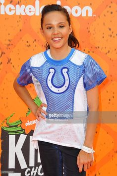 Actress Breanna Yde arrives at the Nickelodeon Kids' Choice Sports Awards 2016 at UCLA's Pauley Pavilion on July 14, 2016 in Westwood, California.