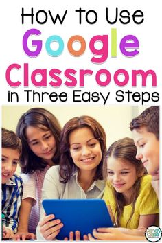 These video tutorials will walk you through how to use Google Classroom in three easy steps. That way, you can easily do distance learning in elementary with interactive digital learning activities. Make sure to check out the free digital guided reading freebie for kindergarten too!